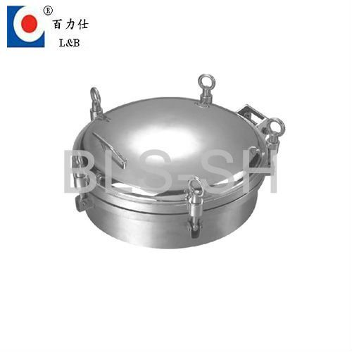 Manhole Cover Stainless Manway Tank Hatch Cover pictures & photos