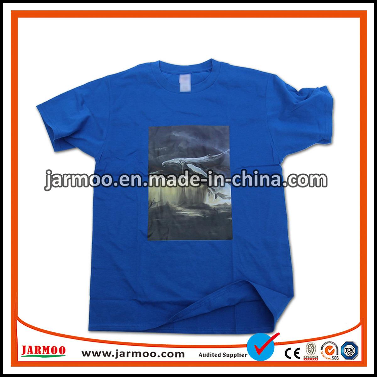 China Free Design 100 Cotton Mens Printed T Shirt China T Shirt