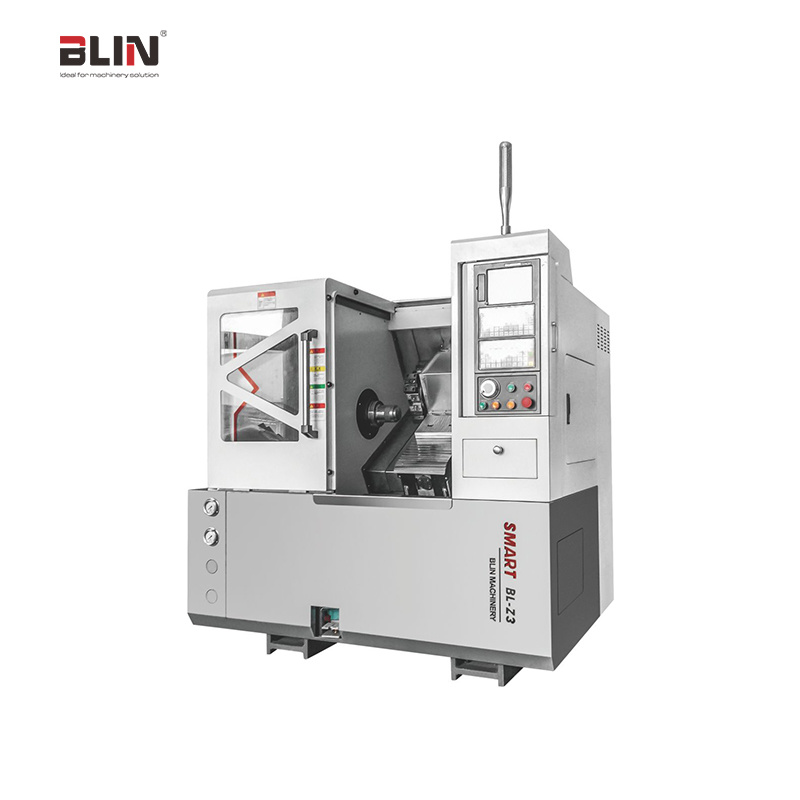 Smart Bl-Z3 Linear Guideway Slant Bed CNC Lathe Machine pictures & photos