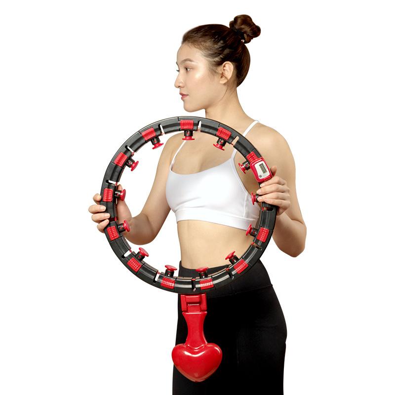 Hula Sport Hoop Not  Fall Detachable Adjustable Size