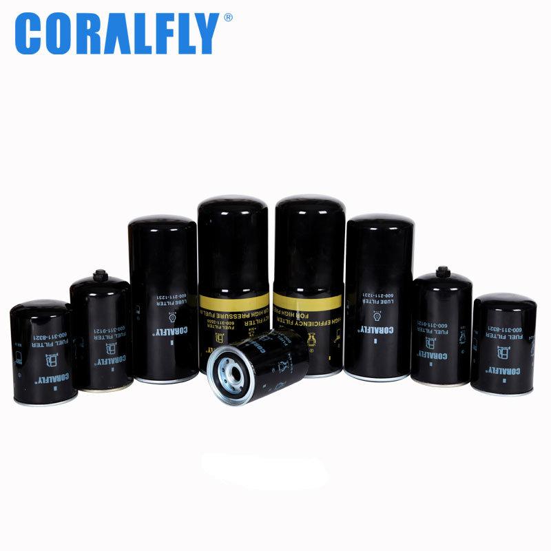 Komatsu High Pressure Fuel Filter Dieselfilter 600-311-3750