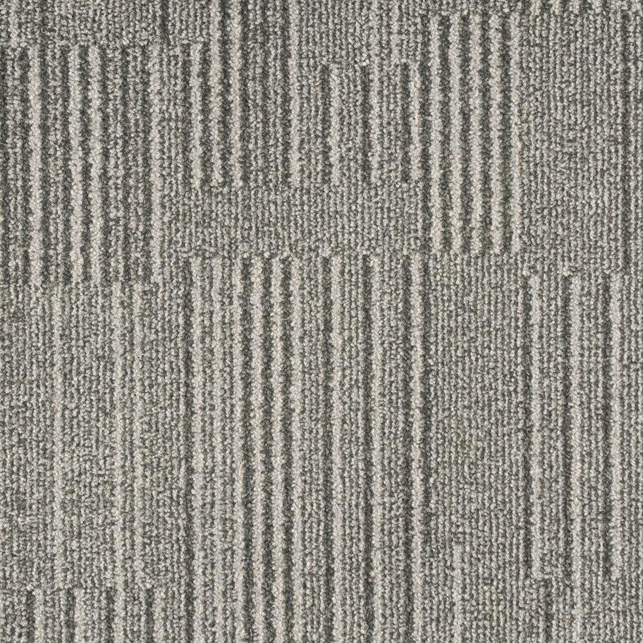 Clic Pattern Cut Pile Carpet Tile