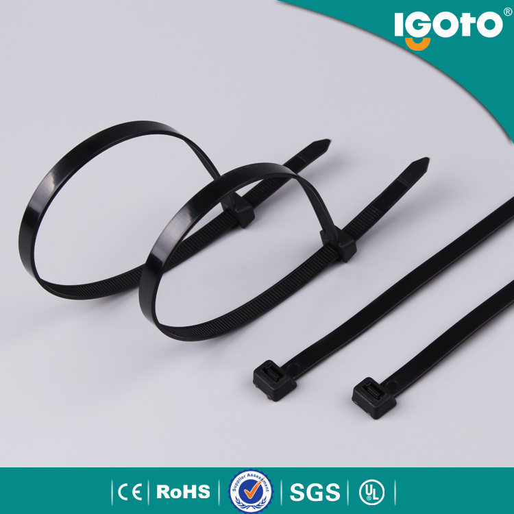 China Wholesale Plastic Strap Nylon Cable Tie with UL RoHS Photos ...