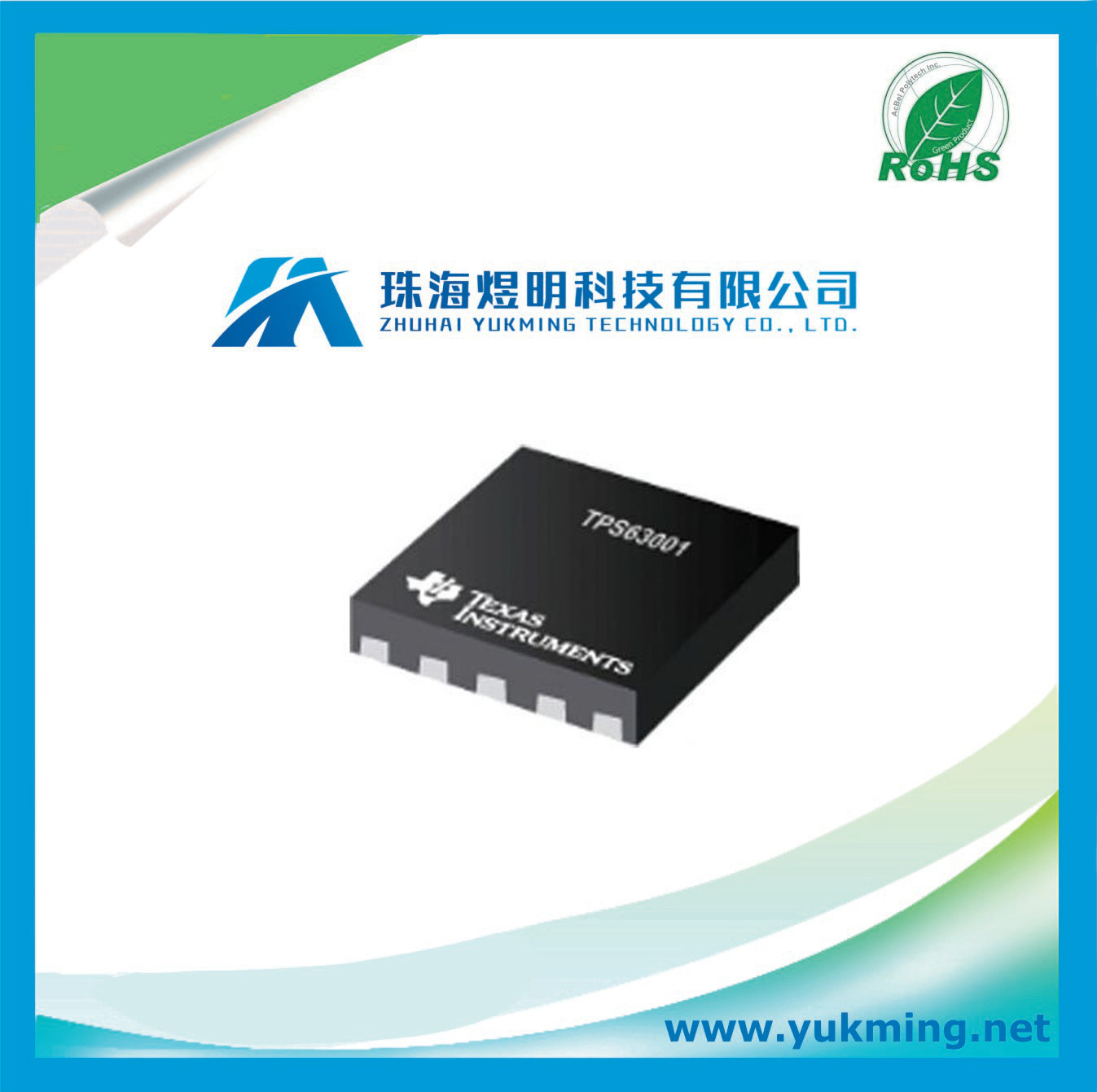 China Integrated Circuit Of Single Inductor Buck Boost Converter Ic Chip Divider