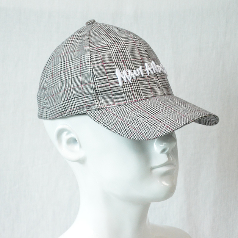 Custom Structured 3D Embroidered Wool Full Back Flexfit Fitted Baseball Hats ce6015aa4ca1
