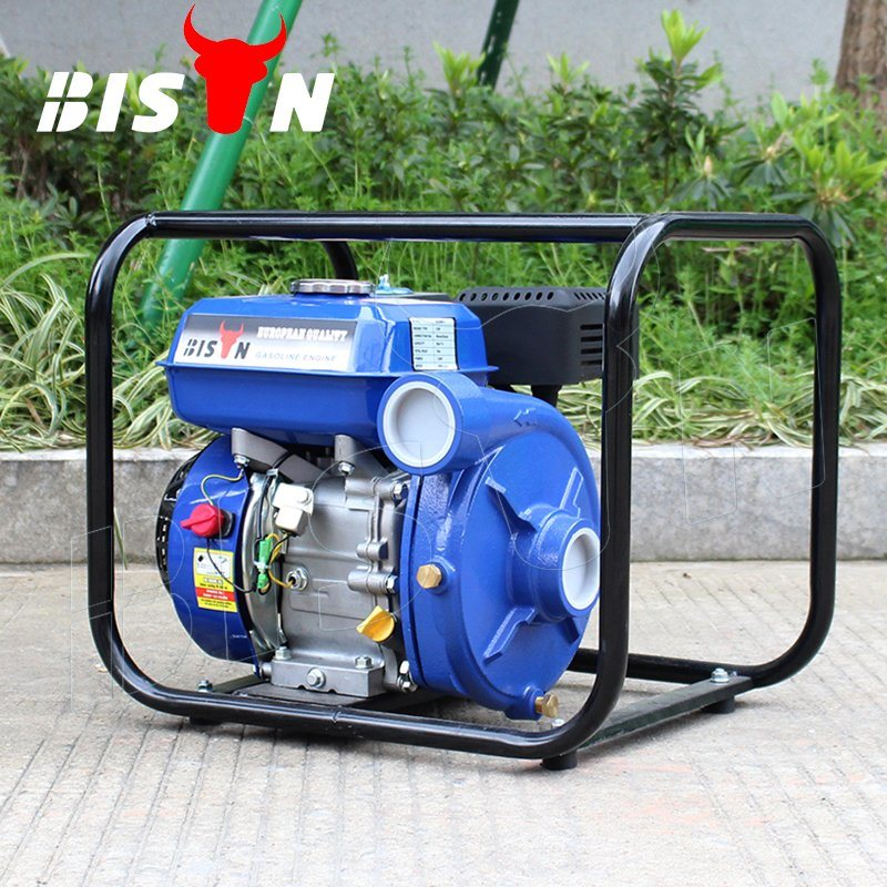 Bison (China) Bswp30I 3inch New Type Water Pump, Actual Output Power Generator Water Pump Kenya