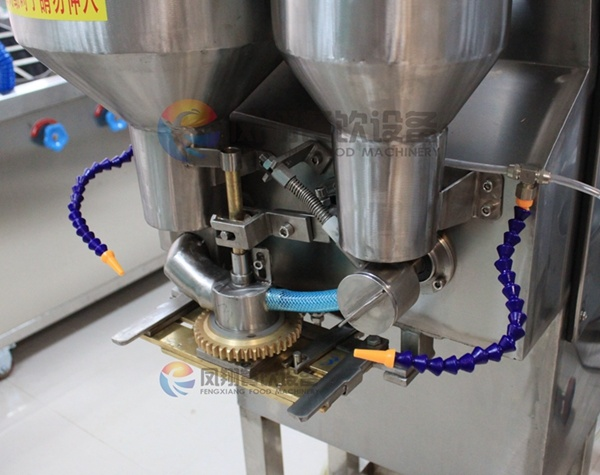 Industrial Automatic Meat Ball Molding Making Rolling Processing Machine