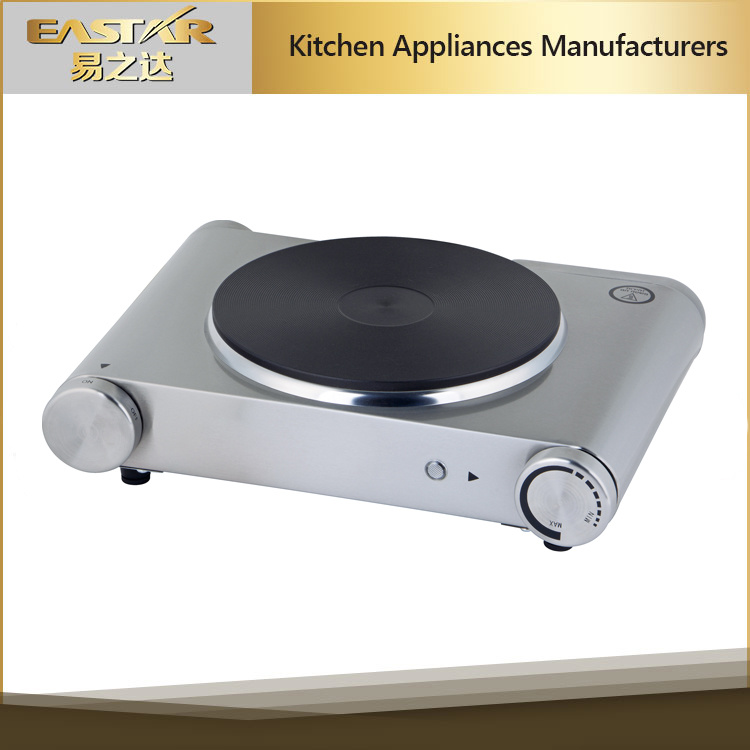 GS Ce Germany Standard Electric Stove 1500W Es-3101 230-120V Electric Hotplate