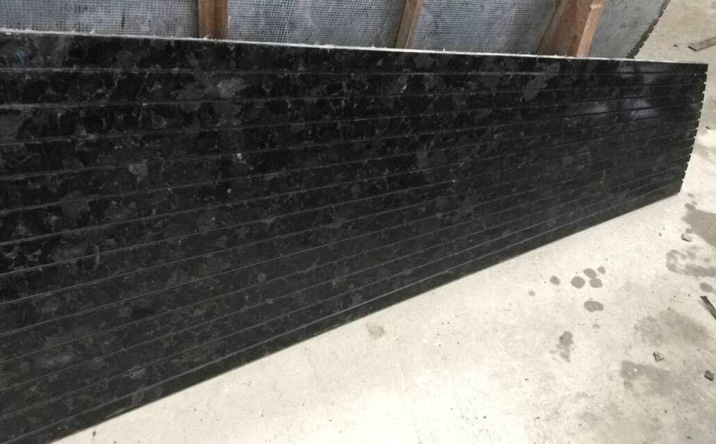 China Cheap Royal Blue Granite Natural Stone Granite Floor Tile