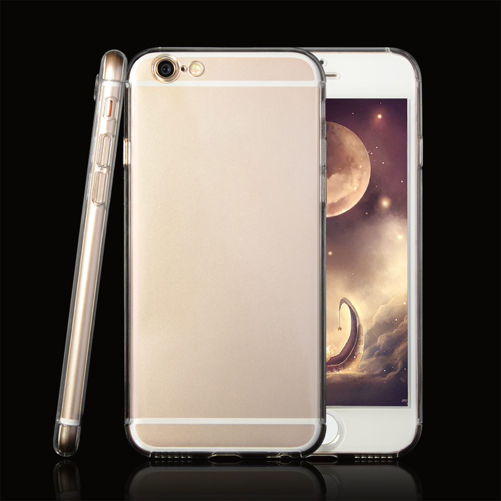 size 40 8bfbe 091ab [Hot Item] 360 Degree Full Body Protective Ultra-Thin Cell Phone Case with  Glass Screen Protector for iPhone 7/for iPhone 7plus
