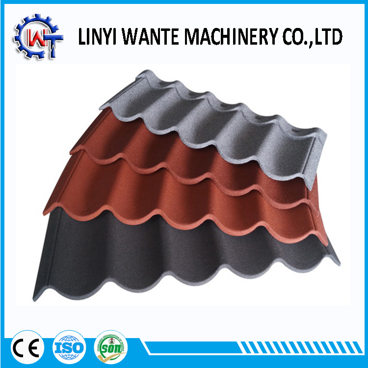 China Modern Model New Design Roofing Materials Metal Roof Tile China Roof Tile Building Material