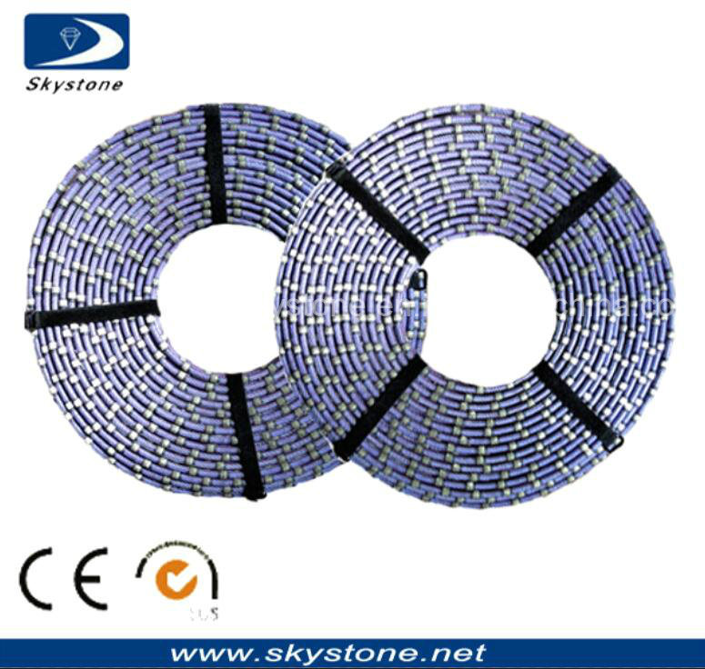 China Diamond Wire Saw for Marble and Granite Wire Saw Manufacturer ...