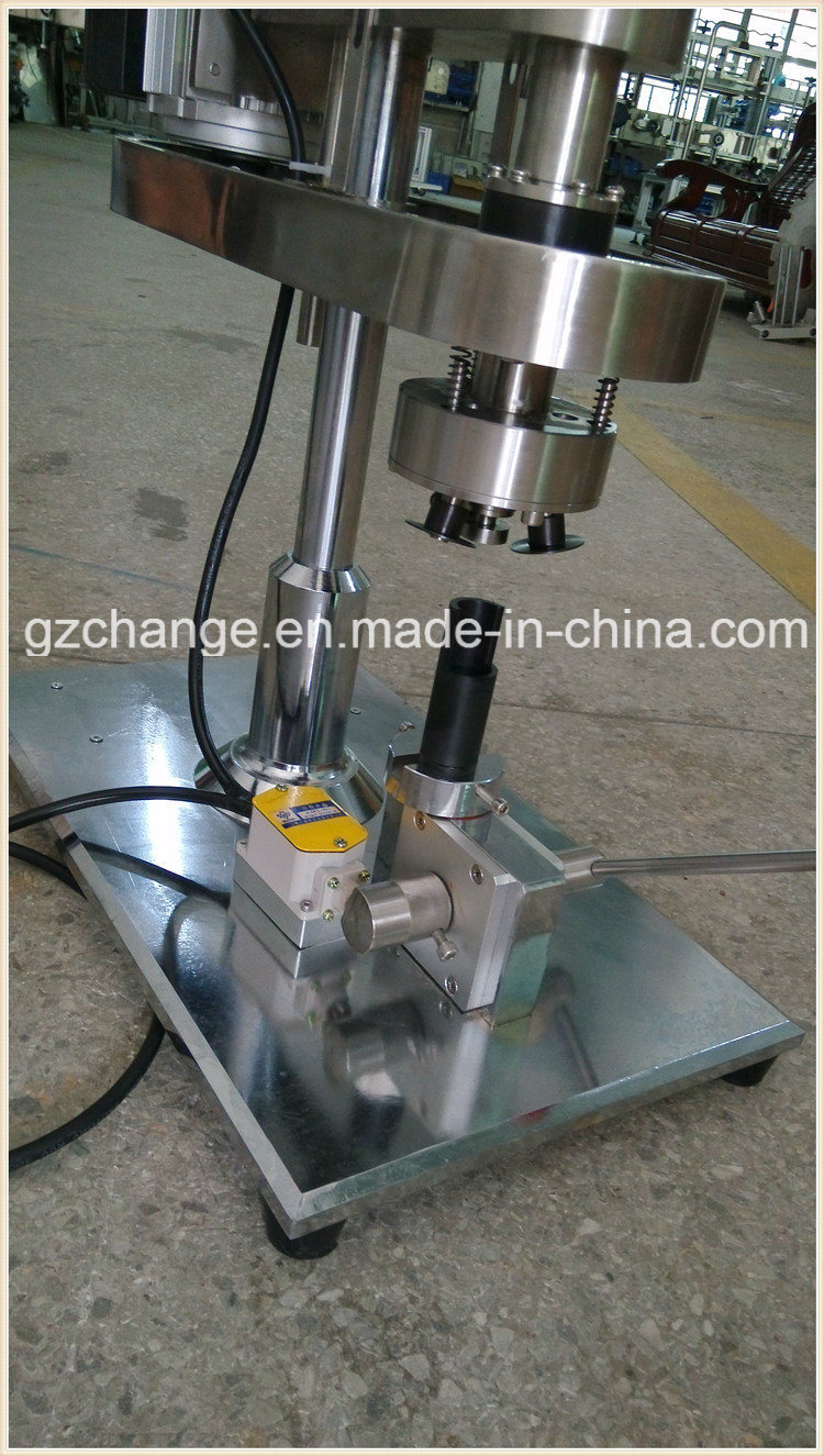 Semi-Auto Crimp Capping Machine for Vial Ampoule Penicillin Bottle pictures & photos