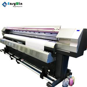 [Hot Item] 3 2m Large Format Inkjet Printer Epson Head Eco-Solvent Printer