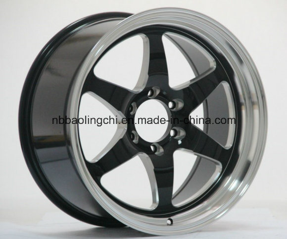 18 Inch Car Aluminum Wheels with PCD 6X139.7 pictures & photos