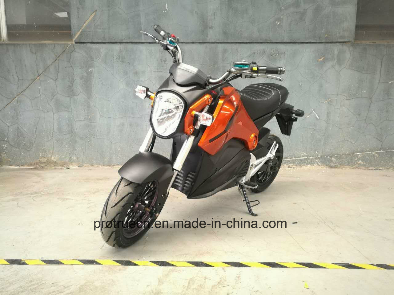 China Ce 18 Pipe Controller Electric Motorcycle - China Electric Motorcycle,  Electric Scooter