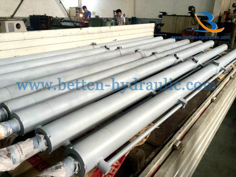 Hydraulic Cylinder Design as Customer Requirement pictures & photos