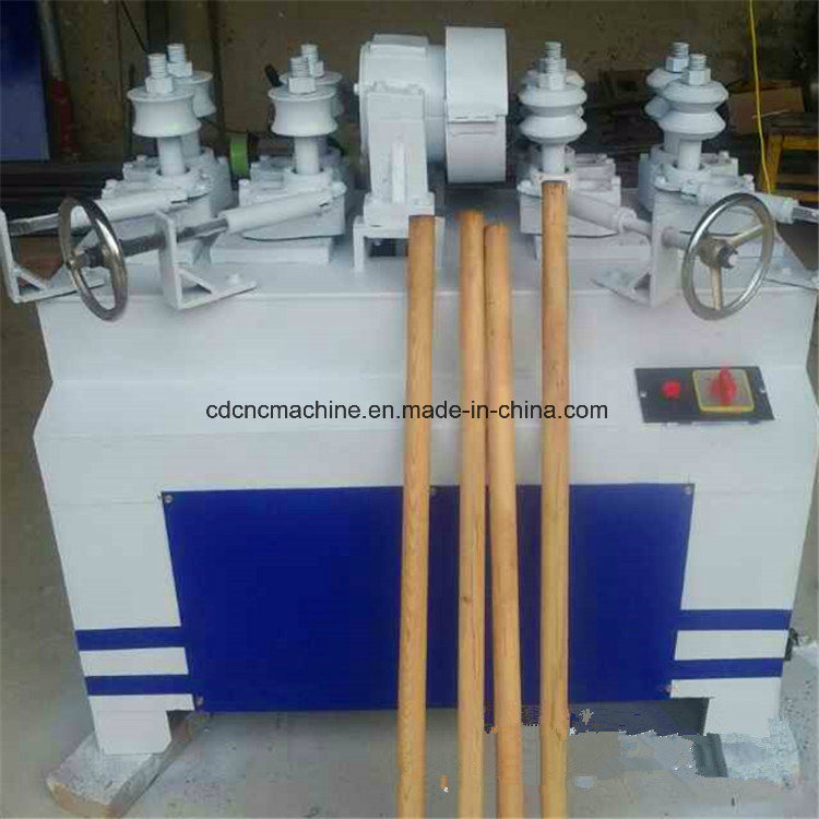 China Low Price Wooden Broom Handle Sanding Lathe for Sale - China ...