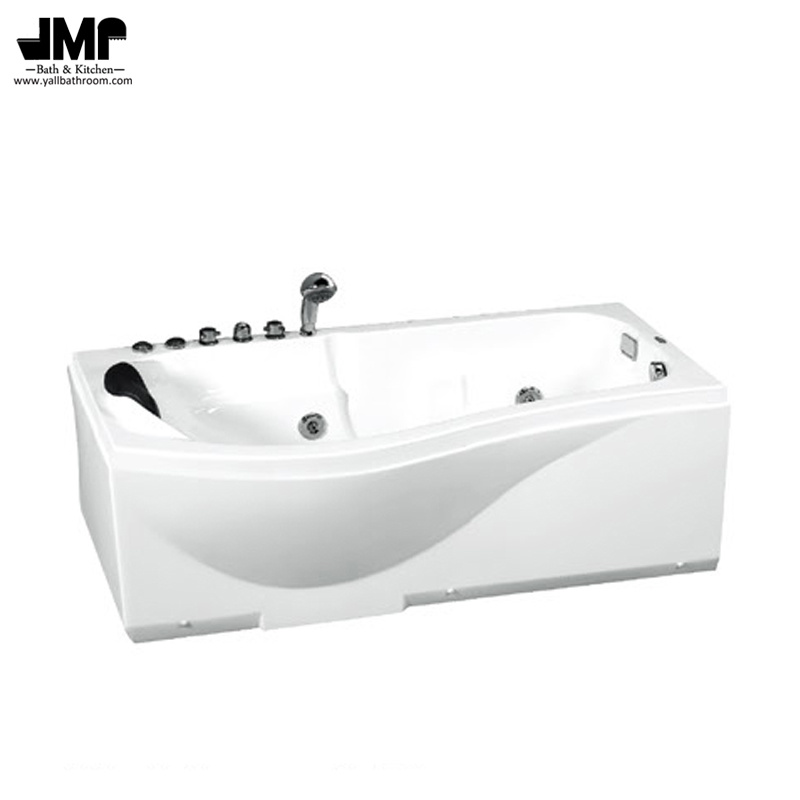 China Air Bubble Bath Tub Bathroom Jacuzzi Massage Bathtub - China ...