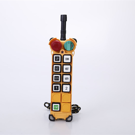 F24-6D High Quality Wireless Remote Control Eot Crane Remote Control