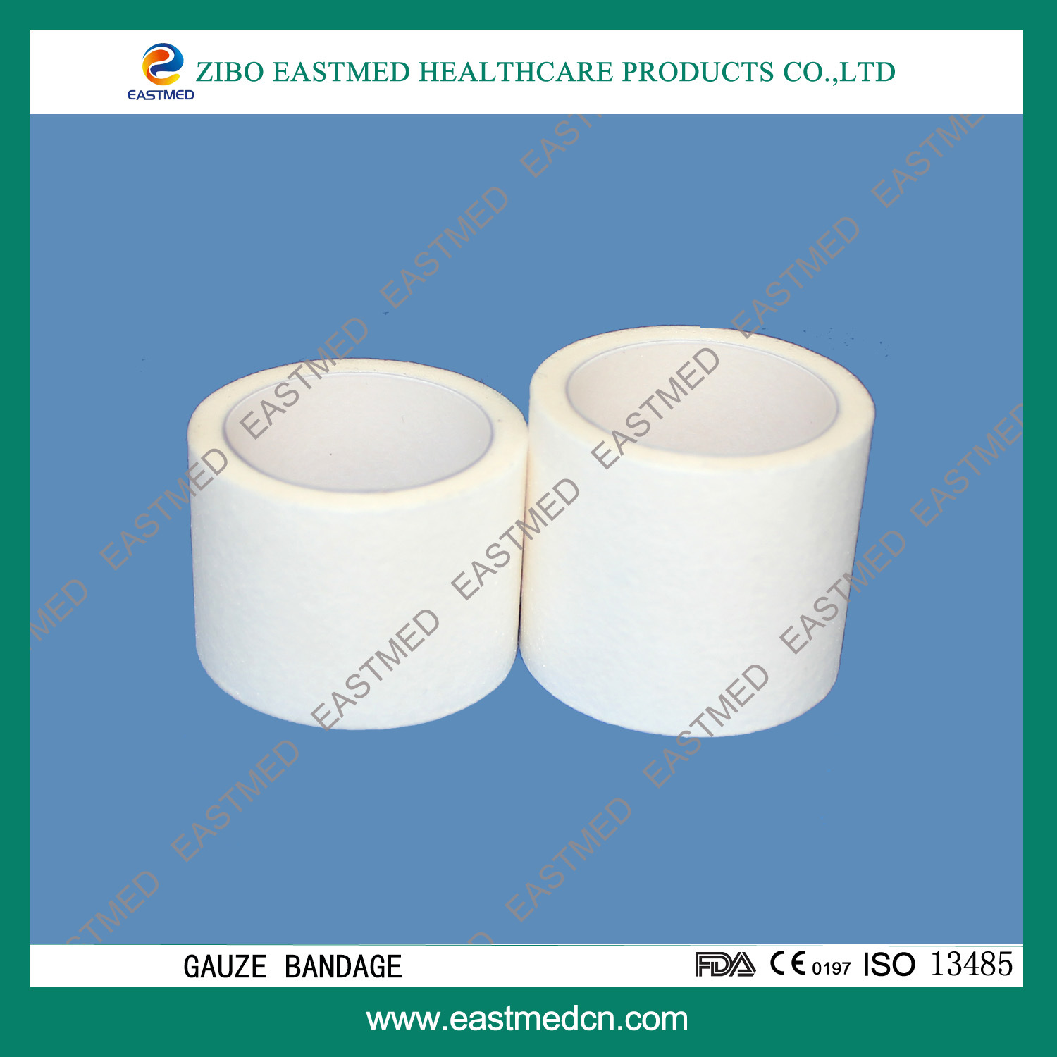 Disposable Sterile Safety Gauze Swab for Single Use for Medical