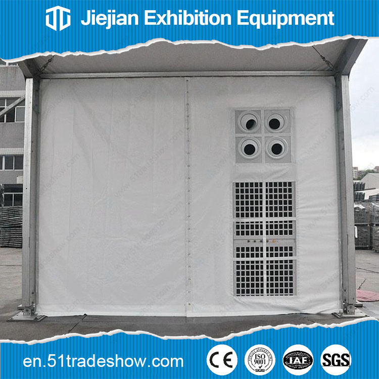25HP Rental Cooling Units Water Cooled Screw Chiller
