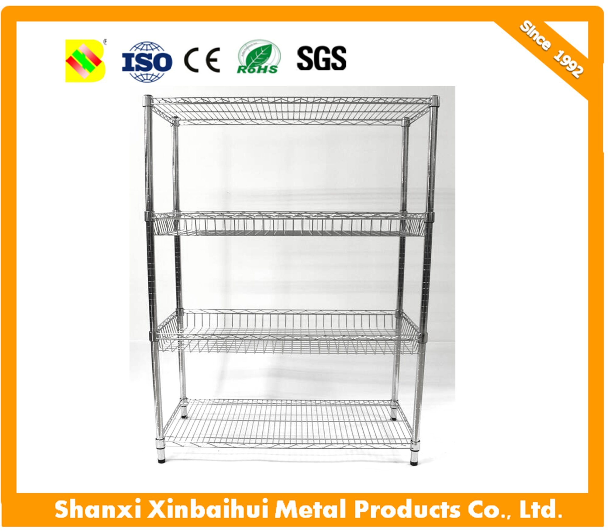 China Manufacturer Hot Selling Wire Storage Racks - China Wire ...