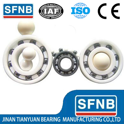 China 6205 Deep Groove Ball Bearing High Precision Ceramic