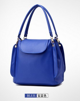 New Simplicity PU Leather Ladies Tote Bag (LDO-01622)