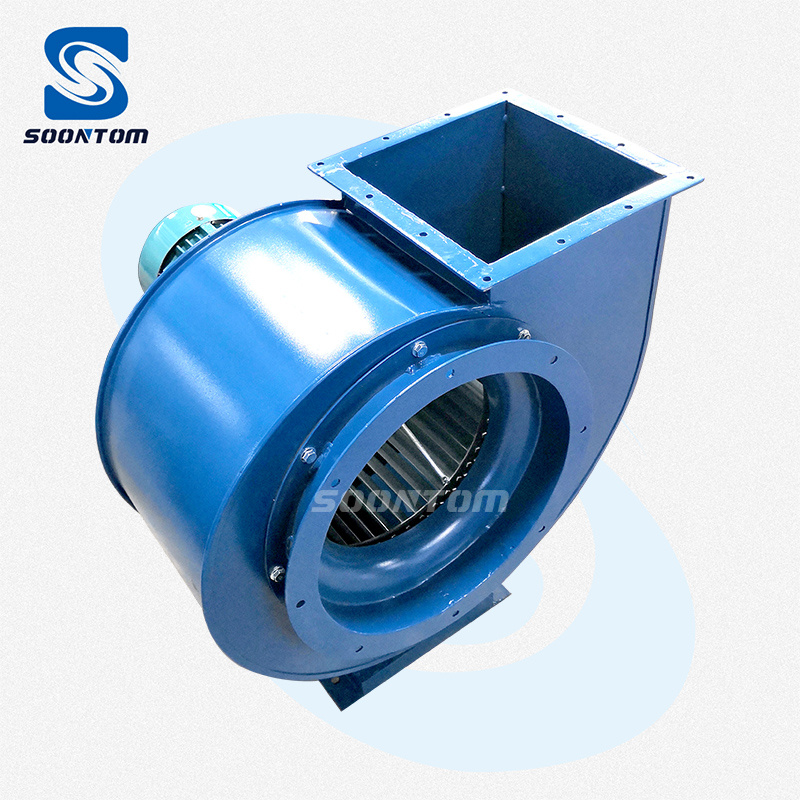 China 11 62 Cast Iron Low Noise Electric Industrial Blower Exhaust Fan Exported To Thailand Vietnam China Industrial Fan Centrifugal Fan