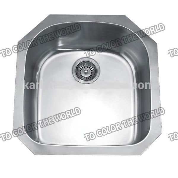 Undermount 304 Stainless Steel Kitchen Sink pictures & photos