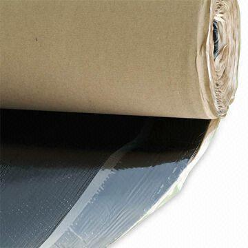 Self Adhesive Rubber Bitumen Waterproof Membrane