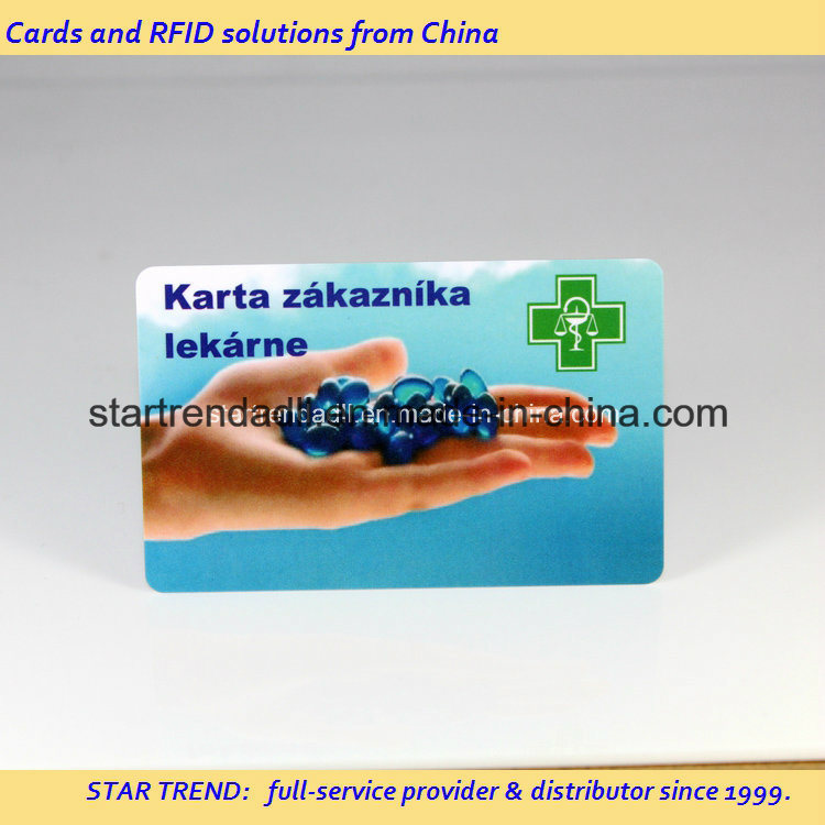 Shopping Card Gift Card 80% off Card with Magnetic Stripe for Mall pictures & photos