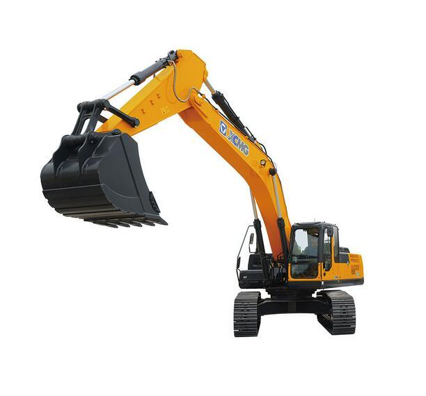 XCMG Excavator Made in China
