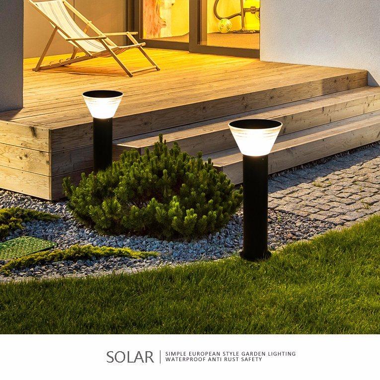 Landscape Lamp Ed Road Led Solar