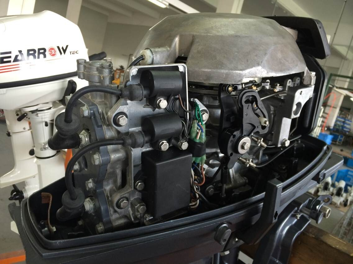China Used YAMAHA Outboard Motors for Sale (Remote Controls