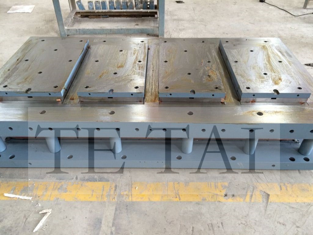 China Hight Quality Ceramic Tile Mould For Siti Pressing Machine