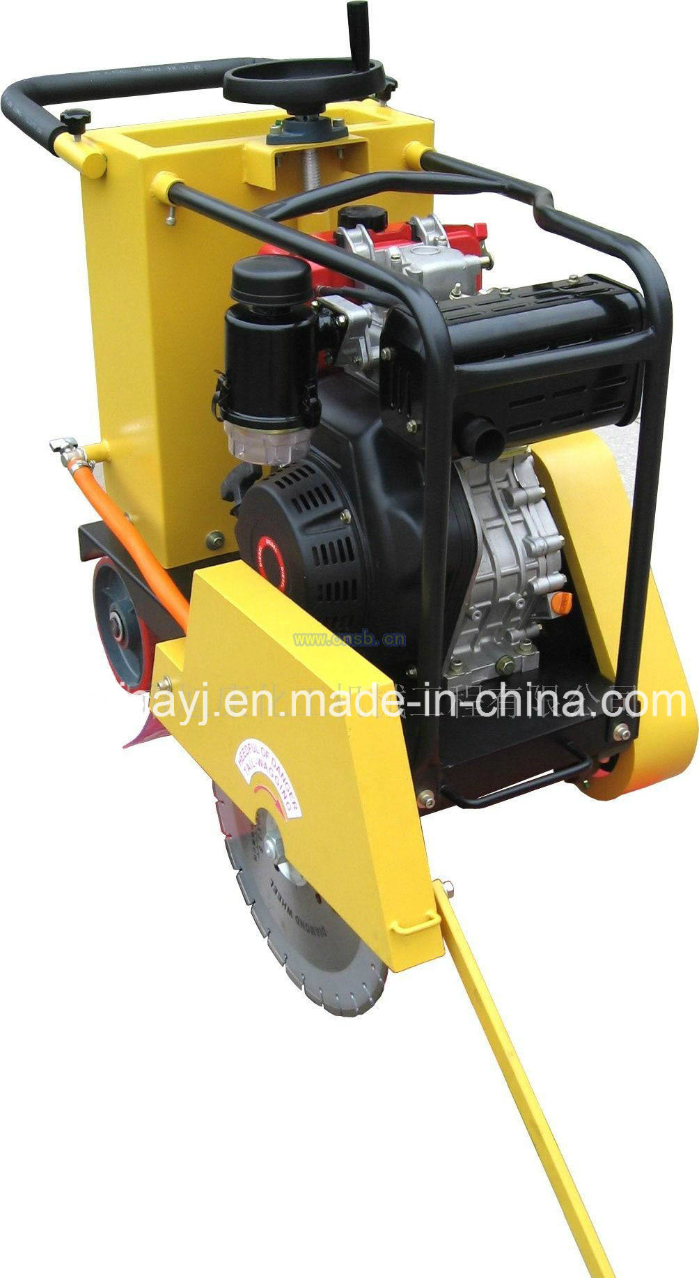 China Asphalt Concrete Cutter with Honda Engine Gx270 - China Concrete  Cutter, Road Cutter