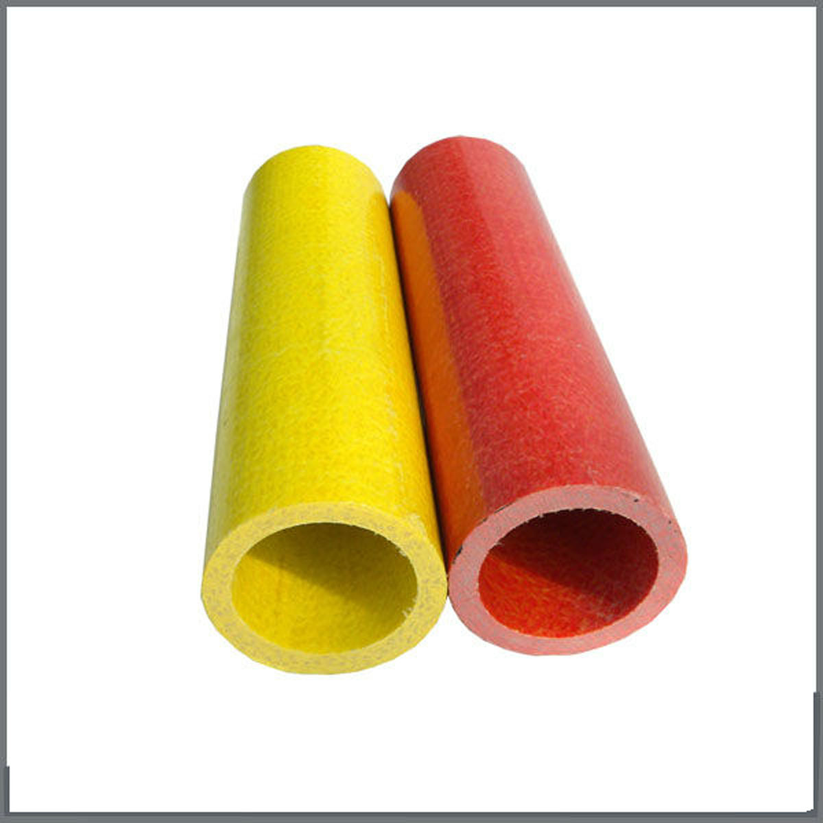 [Hot Item] Customized Fiberglass Pipe with Insulation for Building Material