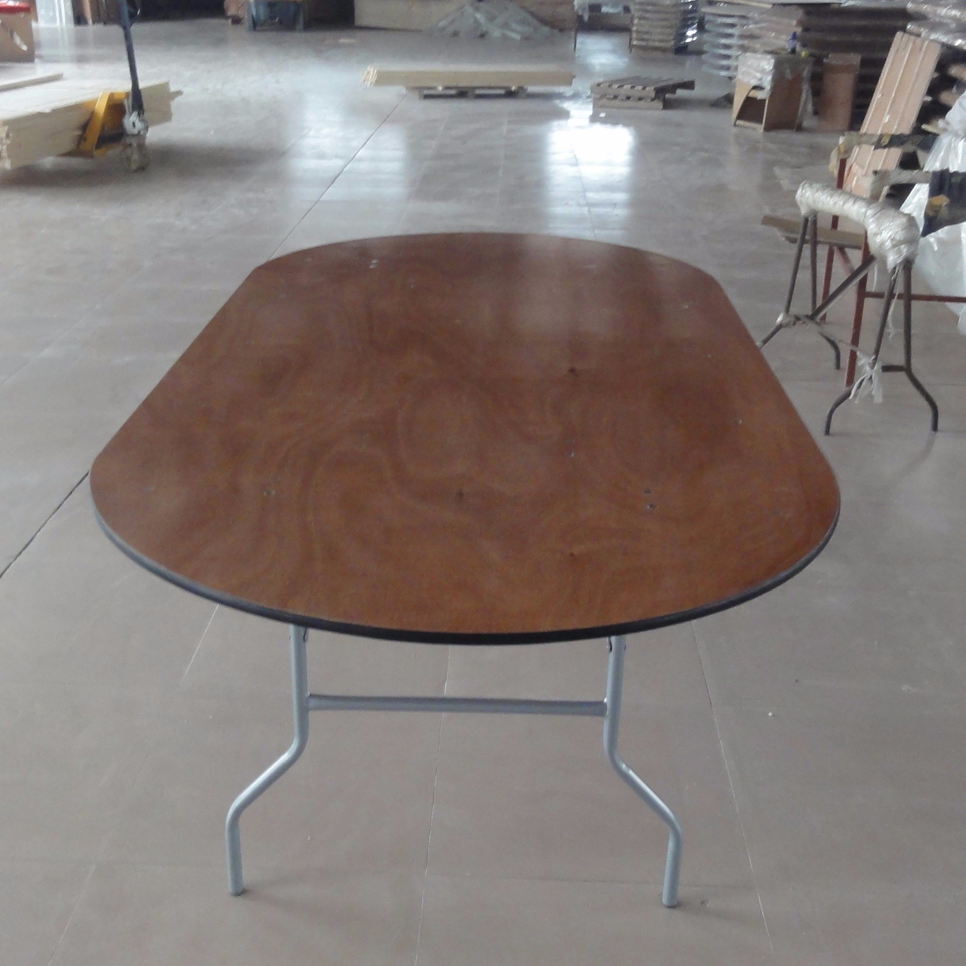 Peachy Hot Item Wholesale Plywood Banquet Round Folding Tables Restaurant Table Download Free Architecture Designs Grimeyleaguecom