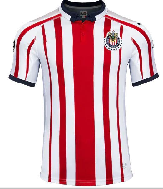 c4a18b83448 China Mexico Jerseys Chivas De Guadalajara CD Soccer Jerseys Photos ...