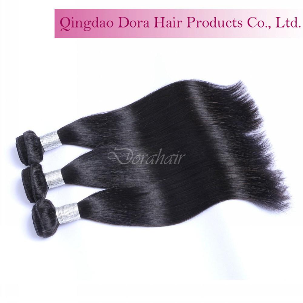 China Raw Indian Natural Human Hair Extensions Affordable Crochet