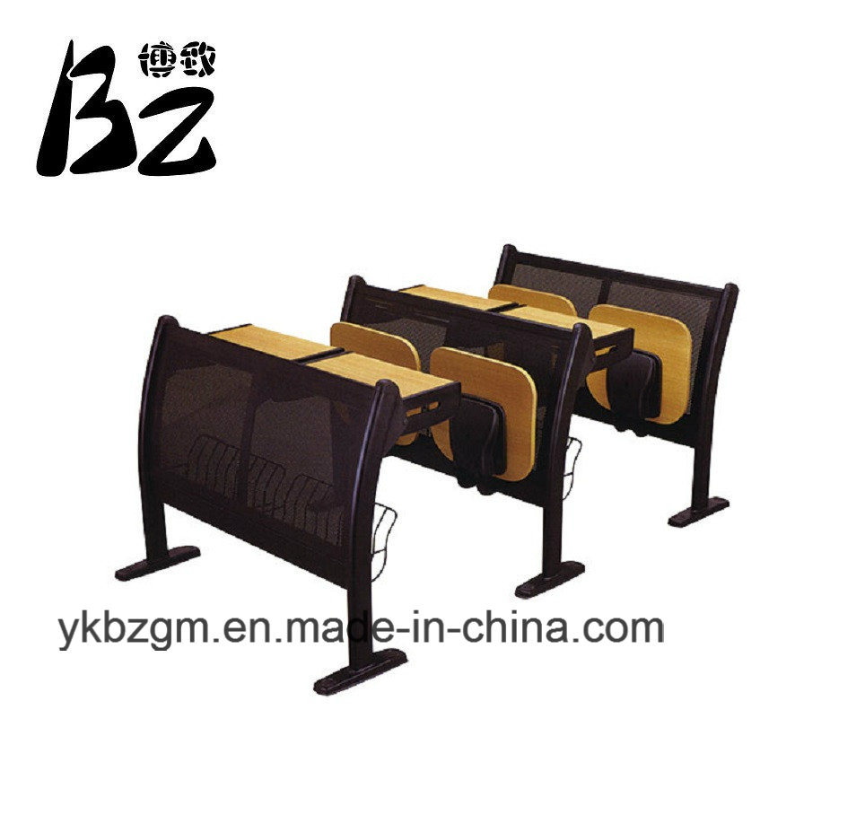 Folded Immovable Desk and Chair (BZ-0100)