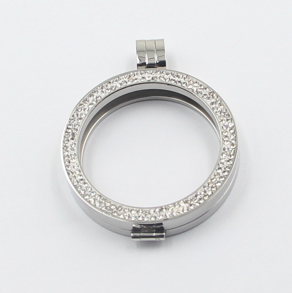 316L Surgical Stainless Steel Locket Pendant for Fashion Necklace Jewelry pictures & photos