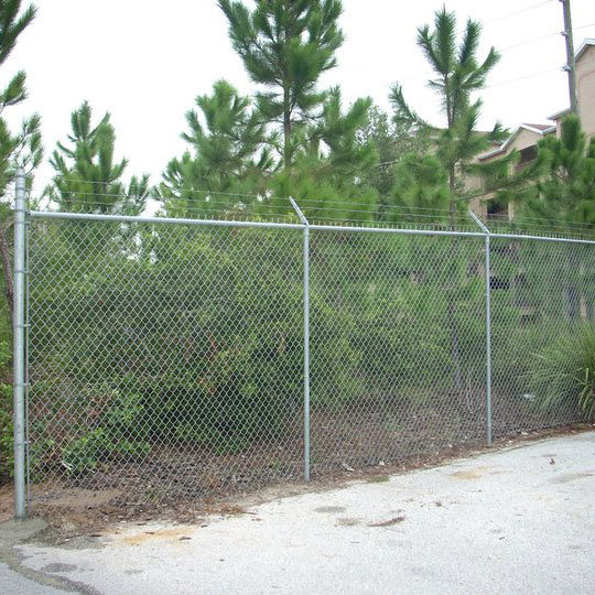 Or Climbing Your Chain Link Fence