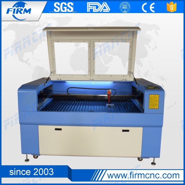 Wood Acrylic Leather CNC Laser Engraving Cutting Machine pictures & photos