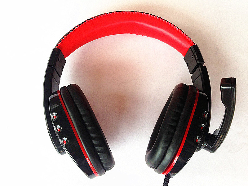 Wholesale Headphone New Design Headband Stereo Headset pictures & photos