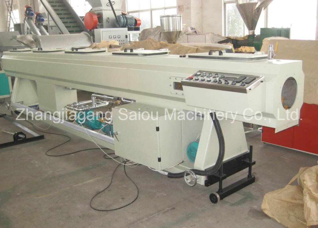Reliable Performance PVC Pipe Extrusion Equipment
