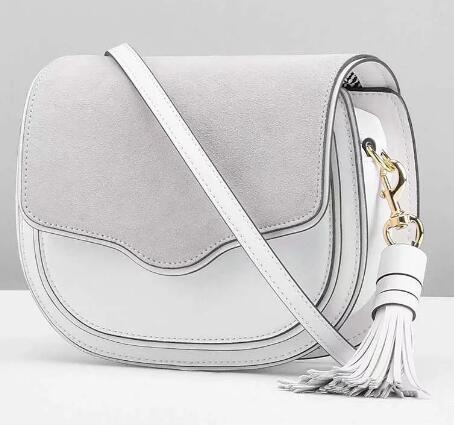 585b531fec China New Design Tassel Fringe Cowhide Leather Shoulder Handbag ...