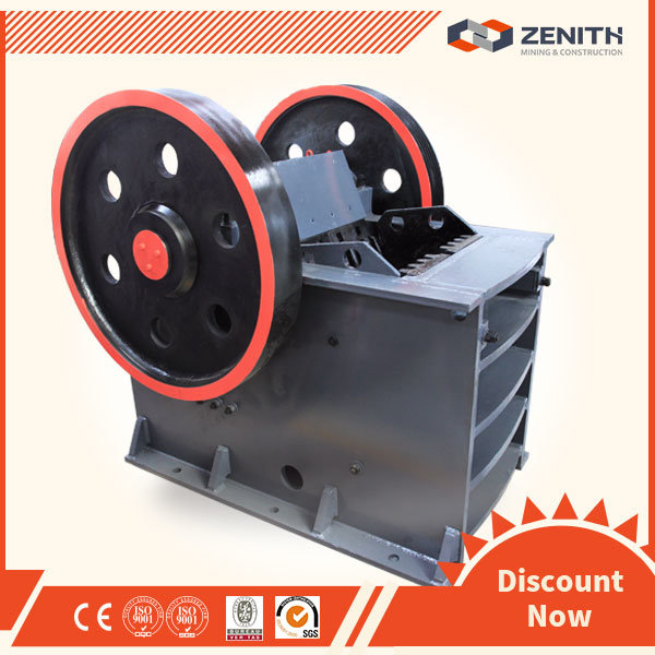 Zenith PE200*300 Jaw Crusher with High Performance pictures & photos